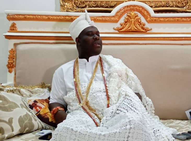 What Royalty Takes Away From Me – Ooni