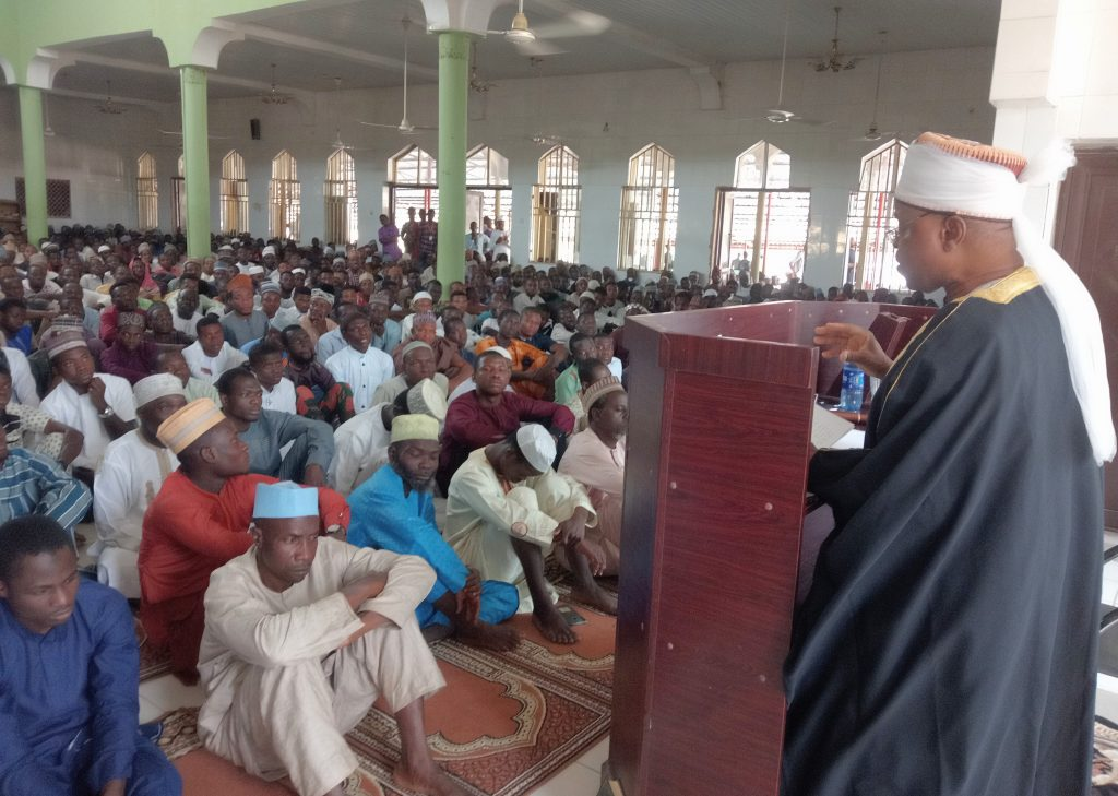 Ramadan: Imam urges Muslims to assist less privileged at this trying times