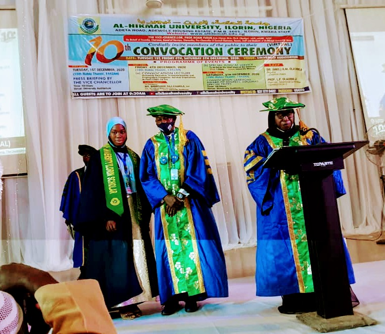 VC Al-Hikmah University advocates for grants to asisst private Universities