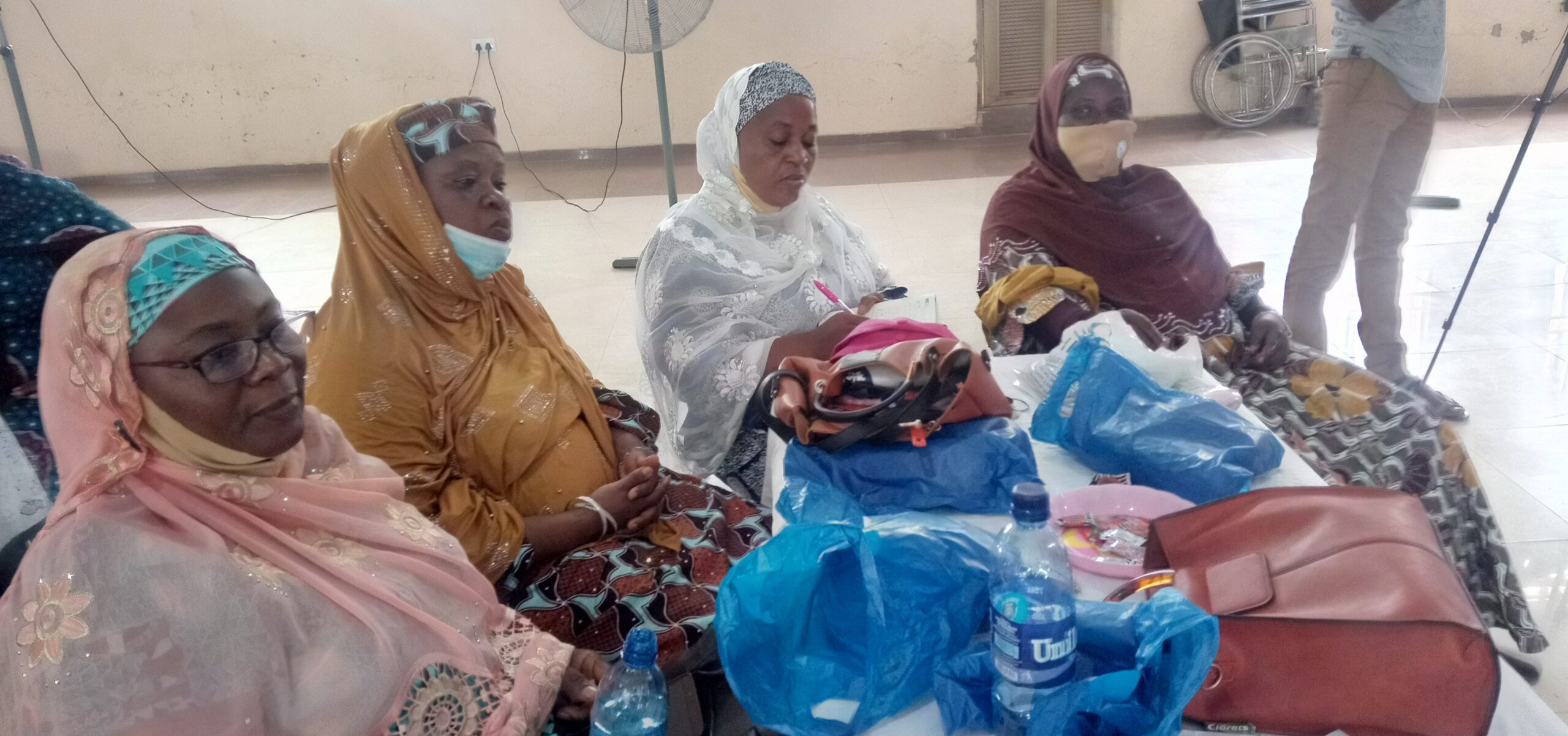 Women voters seek support of religious, traditional institutions in governance