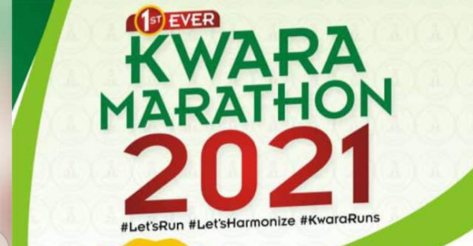 First North Central Marathon holds in Ilorin January 23