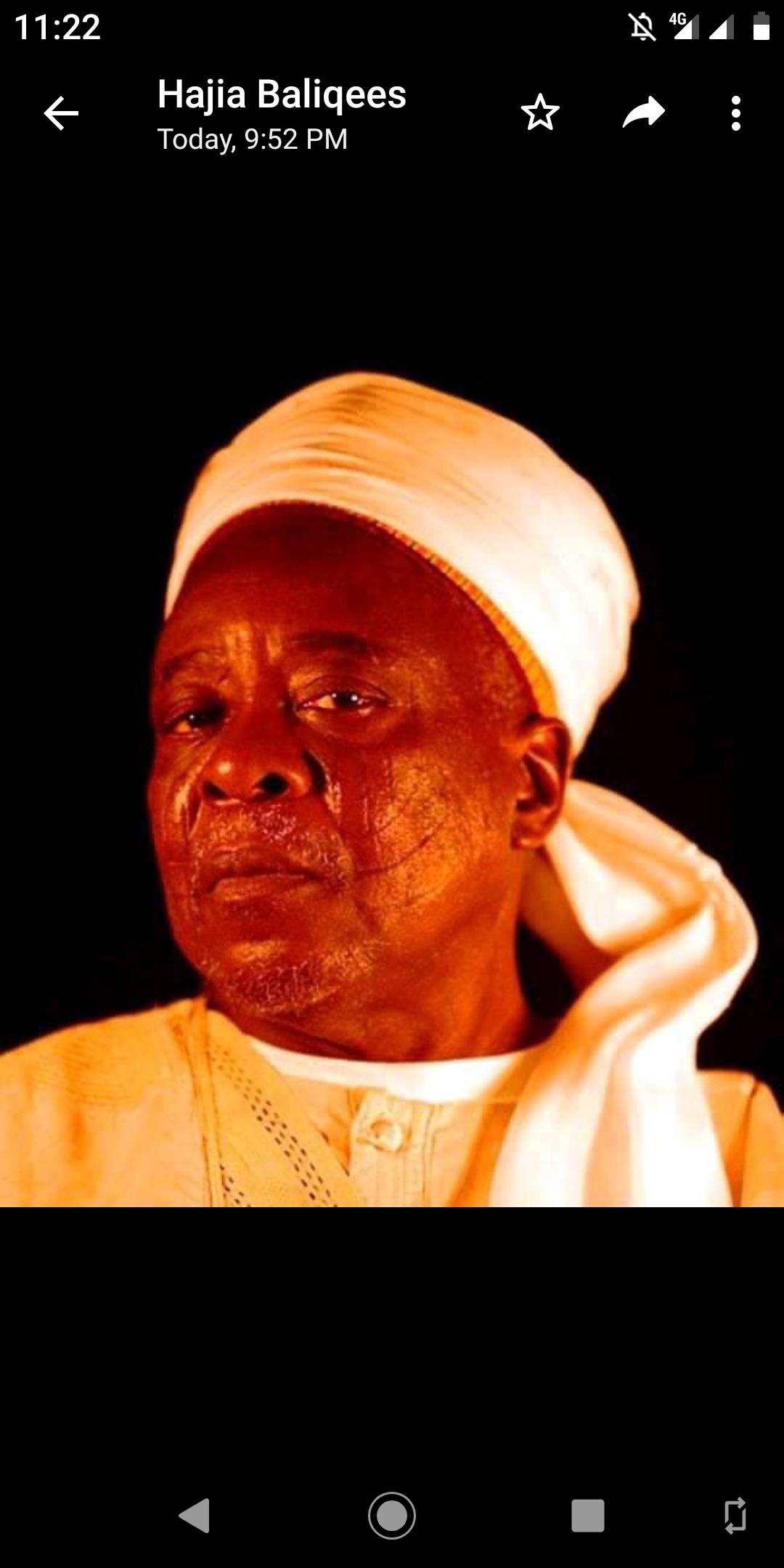 FOMWAN mourns Kwara pioneer Grandkhadi