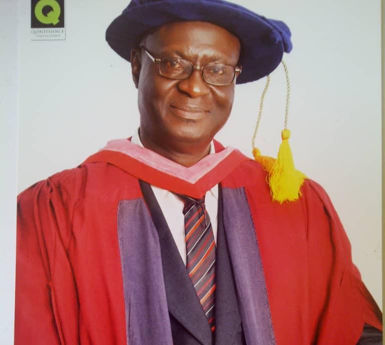 Awoyemi: Life Tells a Story of Service