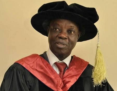 Unilorin VC heads national vice-chancellors' body