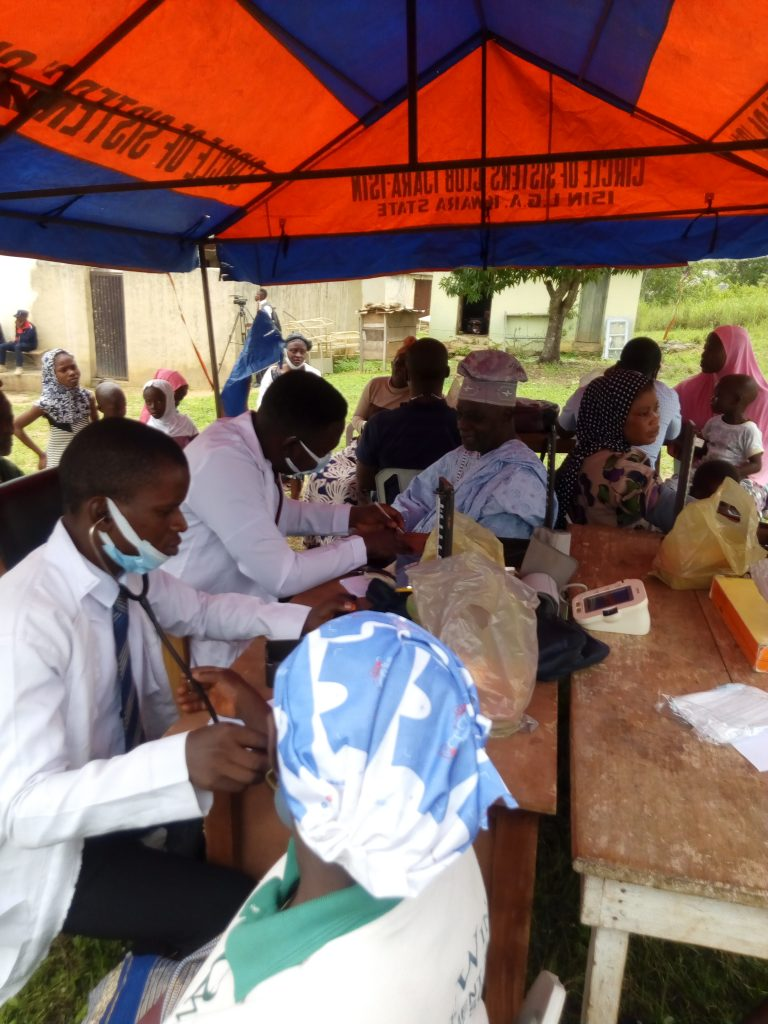 NMA offers free surgery, medical services to over 200 indigents in Kwara