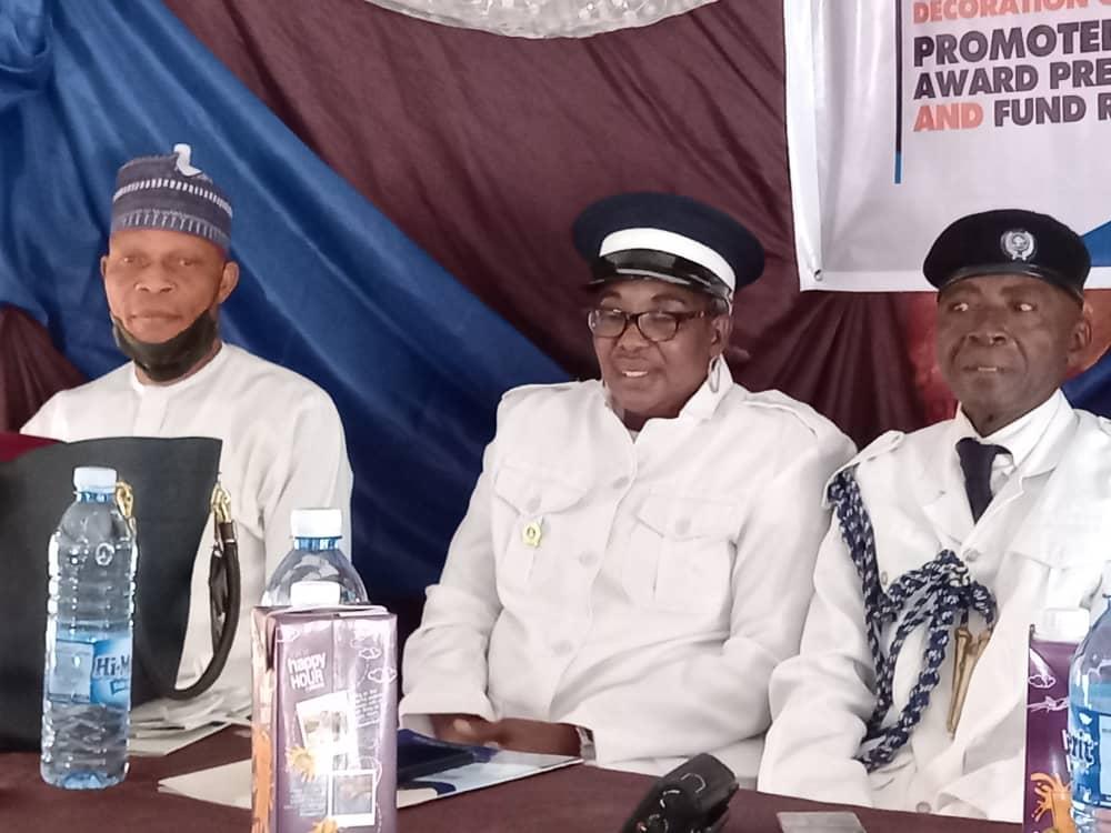 Man 'O' War hounors Balogun, Bagega, Madibo others